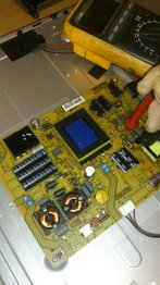 Vestel power supply board